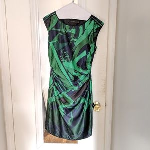 The Limited Emerald Green Dress